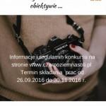 """Konkurs fotograficzny """"Skarby Czarnoziemu w obiektywie…"""""""