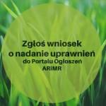 Ważne ! Portal konkurencyjności ARiMR