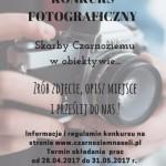 """Konkurs fotograficzny """"Skarby Czarnoziemu w obiektywie…"""" - LGD Czarnoziem na Soli"""