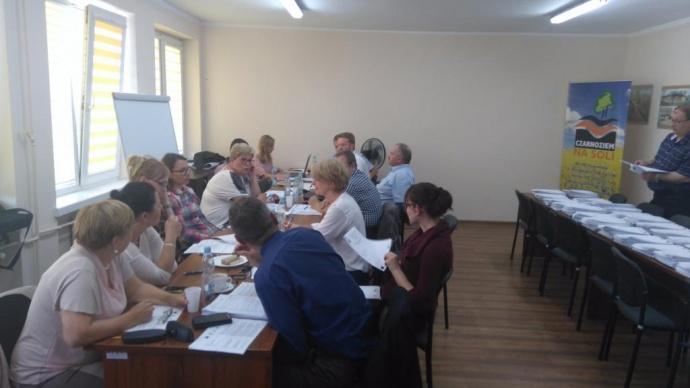 LGD Czarnoziem na Soli - Posiedzenie Rady