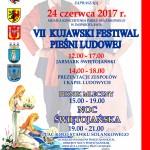 VII Kujawski Festiwal Pieśni Ludowej