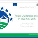 Zmiany w Księdze wizualizacji znaku PROW 2014-2020