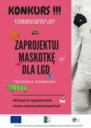 LGD Czarnoziem na Soli - KONKURS !!! Zaprojektuj maskotkę dla LGD !