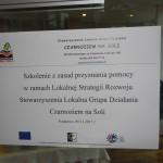 """Szkolenie pt. """"Zasady przyznania pomocy w ramach Lokalnej Strategii Rozwoju (z uwzględnieniem ewentualnych zmian przepisów)"""""""