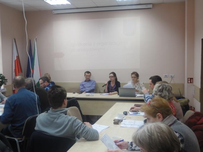 LGD Czarnoziem na Soli - Spotkanie dla NGO z Gminy Inowrocław
