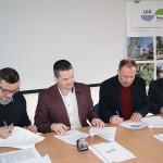 Projekt współpracy dla obszarów czterech LGD!