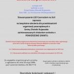 Organizacje pozarządowe - Gmina Złotniki Kujawskie - szkolenie GRANTY - zapraszamy !