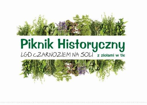 LGD Czarnoziem na Soli - Konkursy podczas Pikniku Historycznego - kulinarny, najatrakcyjniejsze stoisko, międzygminne zawody sportowe.
