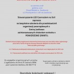 Bezpłatne szkolenie dla grantobiorców z Gminy Janikowo ! Zapraszamy !