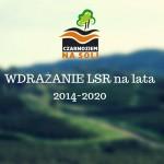 Wdrażanie LSR na lata 2014-2020