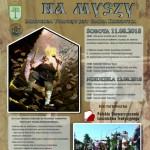 Polowanie na myszy ! w Kruszwicy
