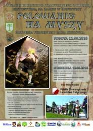 LGD Czarnoziem na Soli - Polowanie na myszy ! w Kruszwicy