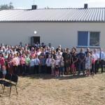 Nasze realizacje ! LGD na otwarciu świetlicy wiejskiej w Ołdrzychowie