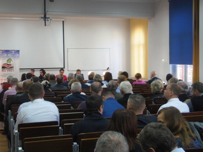 LGD Czarnoziem na Soli - Walne Zebranie Członków Stowarzyszenia LGD Czarnoziem na Soli - 06.11.2018 r.