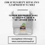 Konkurs Literacki z LGD !