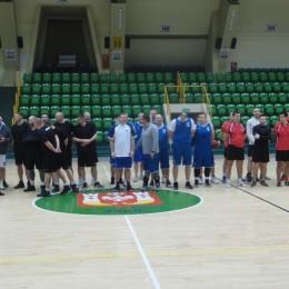 LGD Czarnoziem na Soli - LGD podczas Turnieju Koszykarskiego Służb Mundurowych - fotorelacja