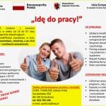 """Bezpłatne kursy zawodowe w ramach projektu """"Idę do pracy!"""""""
