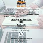 Szkolenie dla wnioskodawców ubiegających się o dofinansowanie na podejmowanie działalności - LGD Czarnoziem na Soli