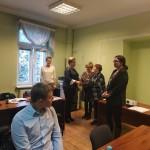 Wręczenie nagród w konkursach LGD - LGD Czarnoziem na Soli