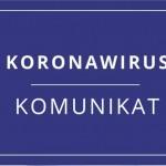 Komunikat dotyczący funkcjonowania Biura LGD w związku z koronawirusem