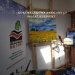 Zapraszamy na internetowy kurs malarstwa akrylowego - pejzaż kujawski! - LGD Czarnoziem na Soli