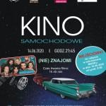 Zapraszamy na kino samochodowe do Janikowa!