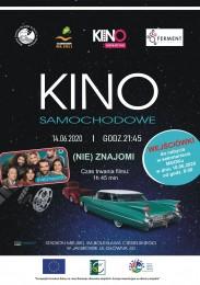 LGD Czarnoziem na Soli - Zapraszamy na kino samochodowe do Janikowa!