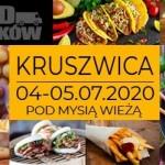 I Zlot FoodTrucków w Kruszwicy!