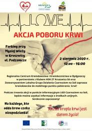 LGD Czarnoziem na Soli - Zapraszamy do oddawania krwi!