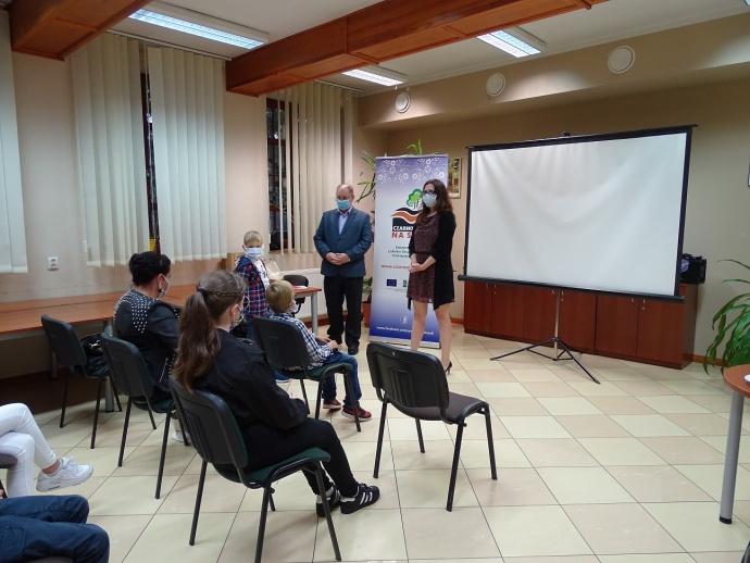LGD Czarnoziem na Soli - Uroczyste wręczenie nagród laureatom konkursów LGD za nami!