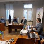 Spotkanie informacyjno-konsultacyjne nt. transferu dobrych praktyk  - LGD Czarnoziem na Soli