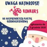 Kolejny konkurs! Stwórz unikatową kartkę świąteczną z Kujaw!