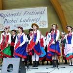 """X Kujawski Festiwal Pieśni  Ludowej w Inowrocławiu """"WSZYSCY POLACY TO JEDNA RODZINA"""" - LGD Czarnoziem na Soli"""