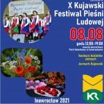 Już w najbliższą niedzielę X Kujawski Festiwal Pieśni Ludowej w Inowrocławiu - LGD Czarnoziem na Soli